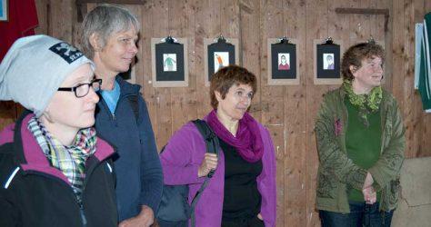 Kunstführung 2015 mit Heike Schader