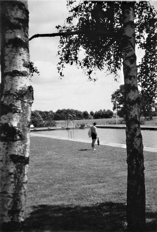 Birkenhein Garlstorfer Schwimmbad, Foto: Irmi Harms